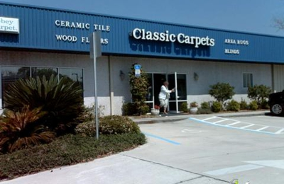 Classic Carpets & Interiors - 802 S 8th St, Fernandina Beach, FL 32034
