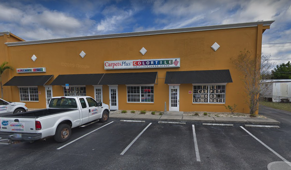 Color Tile Carpetsplus - 3036 Tamiami Trail Unit G, Port Charlotte, FL 33952