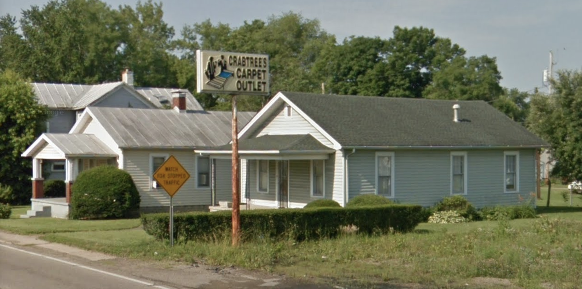 Crabtree's Carpet - 10837 US-23, Lucasville, OH 45648
