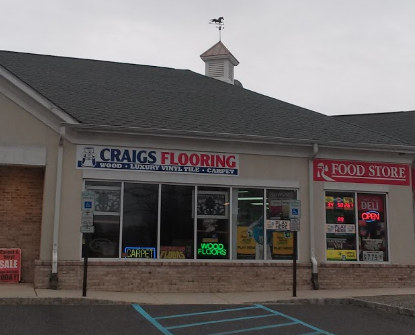 Craigs Flooring - 827 Monmouth Rd, Plumsted Township, NJ 08514