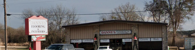 Danny's Flooring & Interiors - 1670 W South Loop, Stephenville, TX 76401