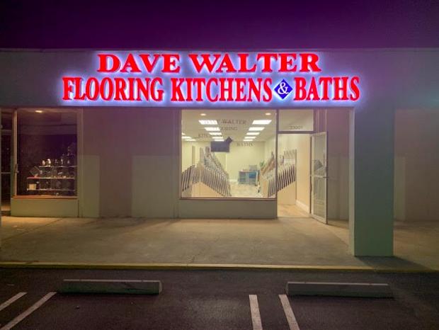 Dave Walter Flooring Kitchens and Baths - 23001 Soledad Canyon Rd, Santa Clarita, CA 91350