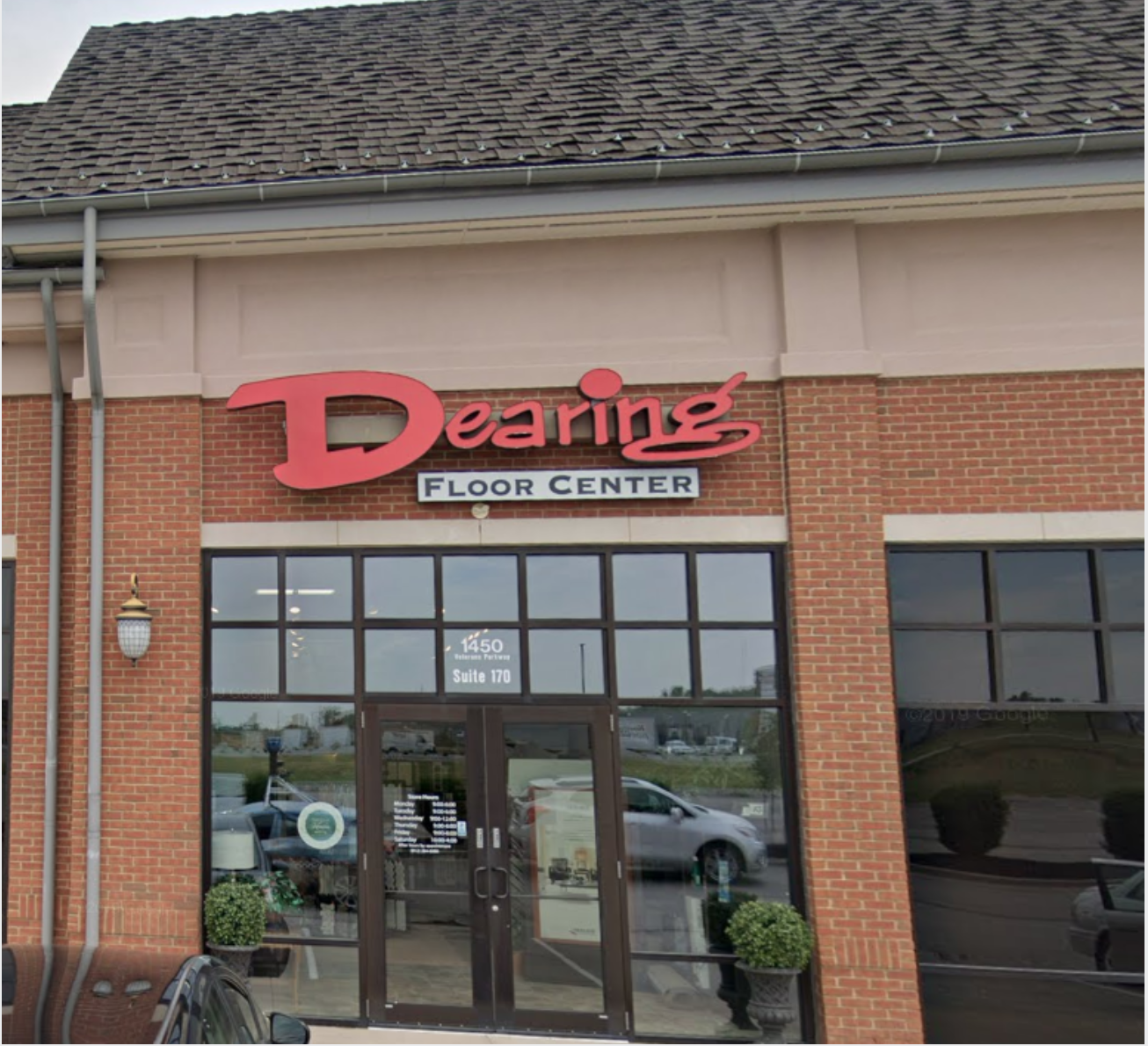 Dearing Flooring Center - 1450 Veterans Pkwy, Jeffersonville, IN 47130