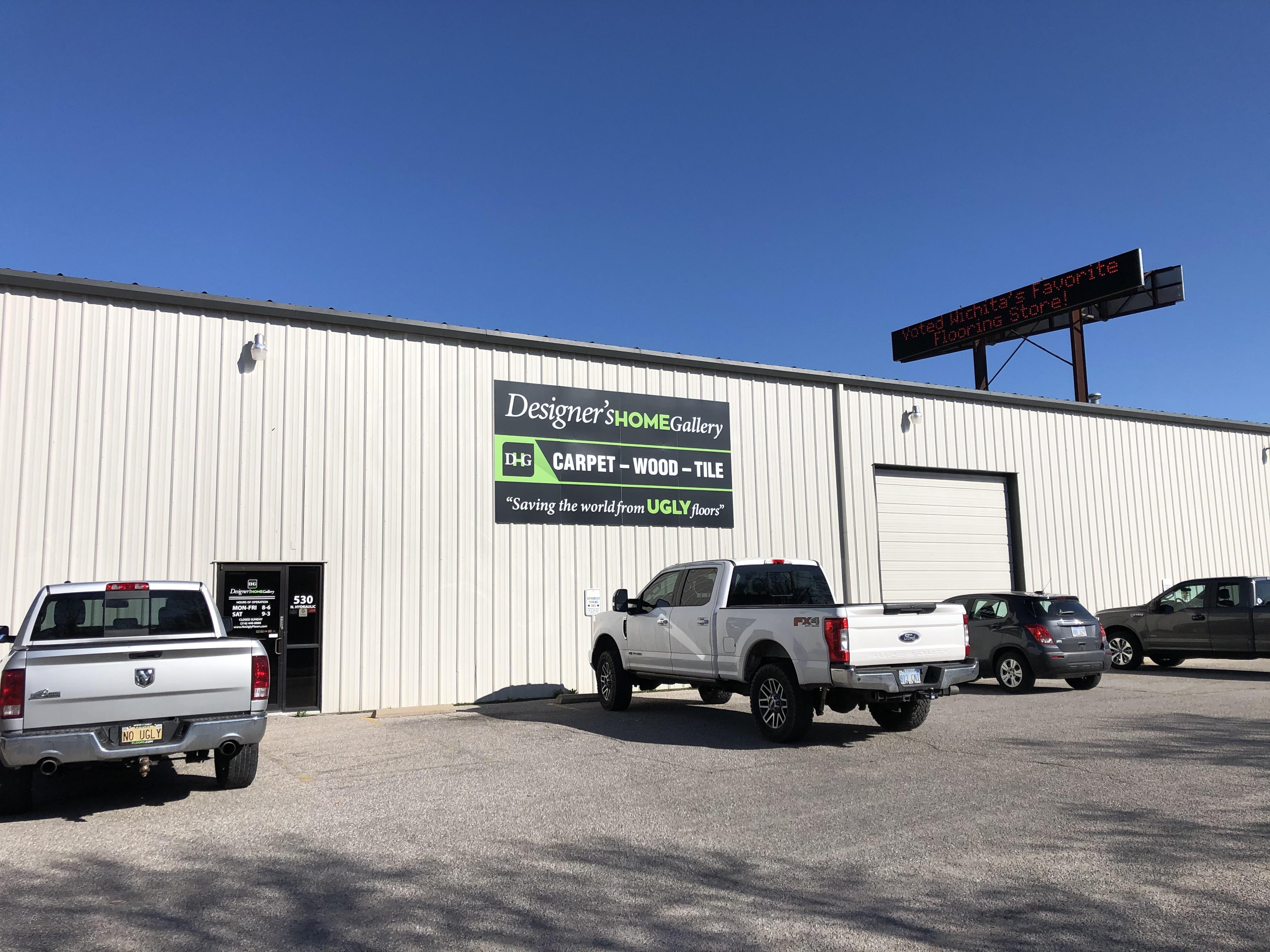 Designer's Home Gallery - 530 N Hydraulic Ave, Wichita, KS 67214