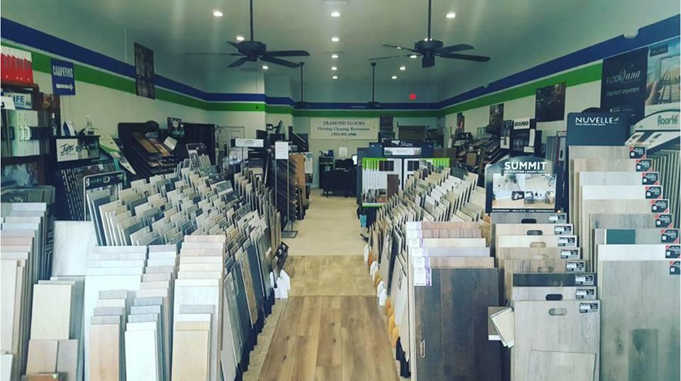 Diamond Floors & Carpet Cleaning - 9668 US-301 #600, Wildwood, FL 34785