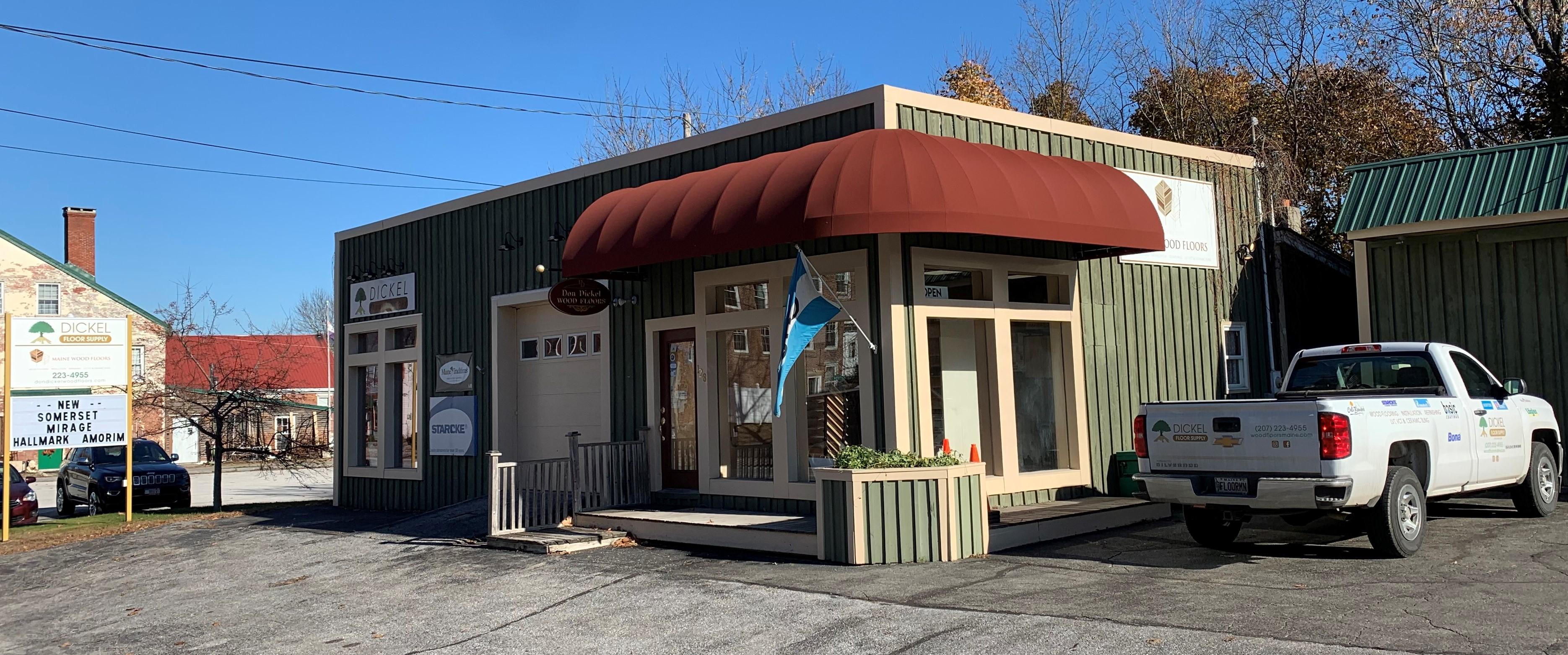 Dickel Floor Supply - 128 Main St, Winterport, ME 04496