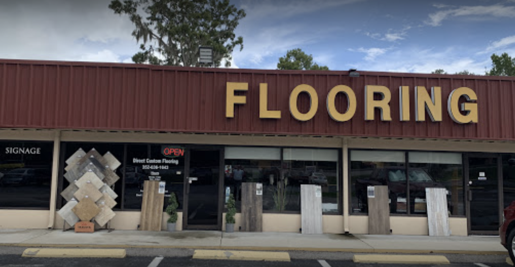 Direct Custom Flooring - 11433 US-441 #7, Leesburg, FL 34788