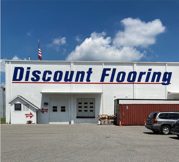 Discount Flooring Supermart - 45 Industrial Park Rd, Albany, NY 12206