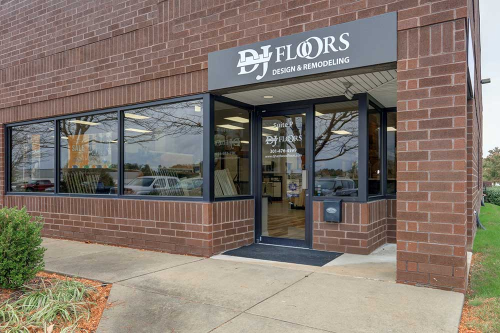 DJ Floors & Remodeling - 7020 Troy Hill Dr Suite P, Elkridge, MD 21075