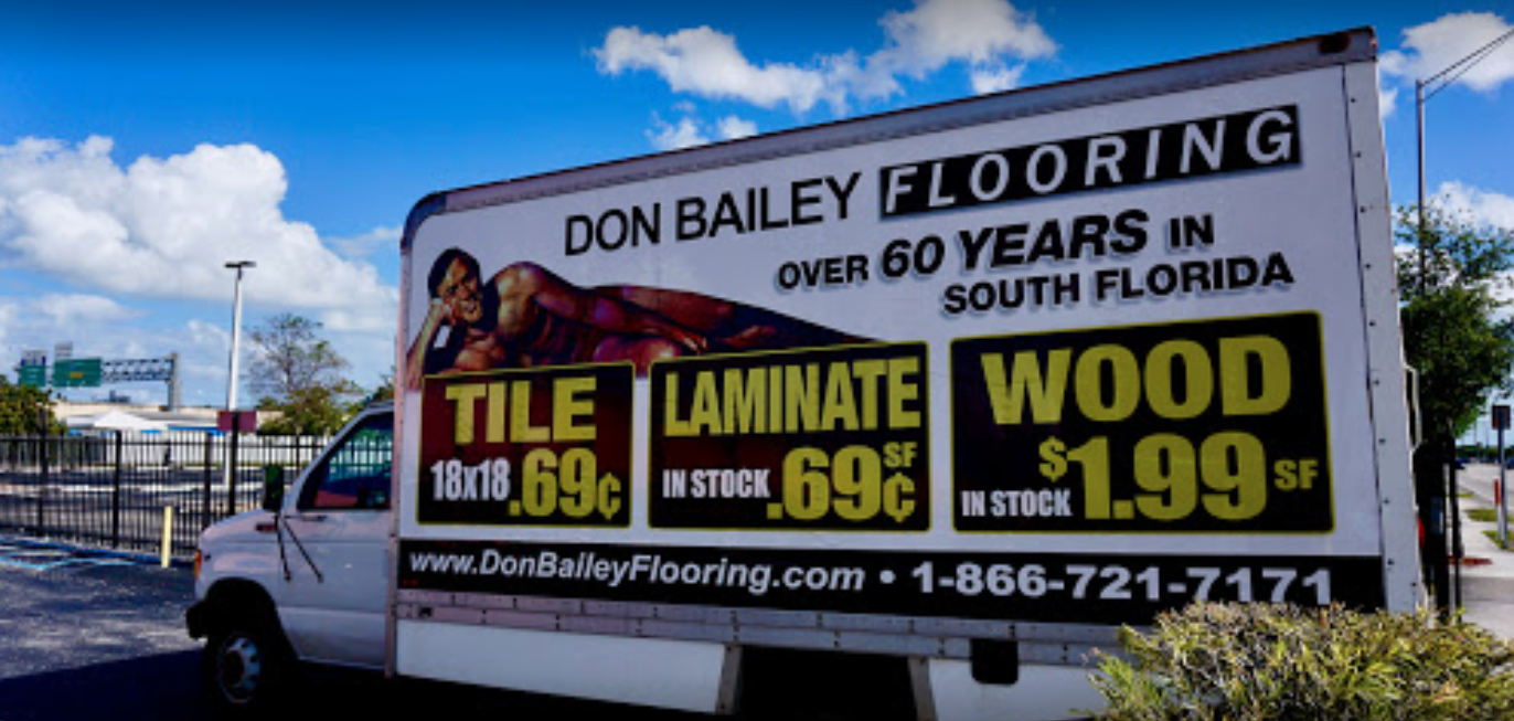 Don Bailey Floors - 8300 Biscayne Blvd, Miami, FL 33138