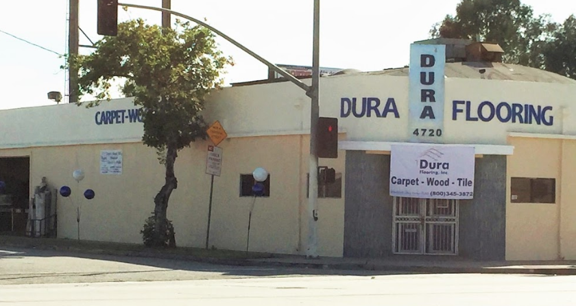 Dura Flooring - 4720 E Washington Blvd, Commerce, CA 90040
