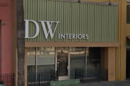 DW Interiors, Inc. - 6205 Van Nuys Blvd, Los Angeles, CA 91401