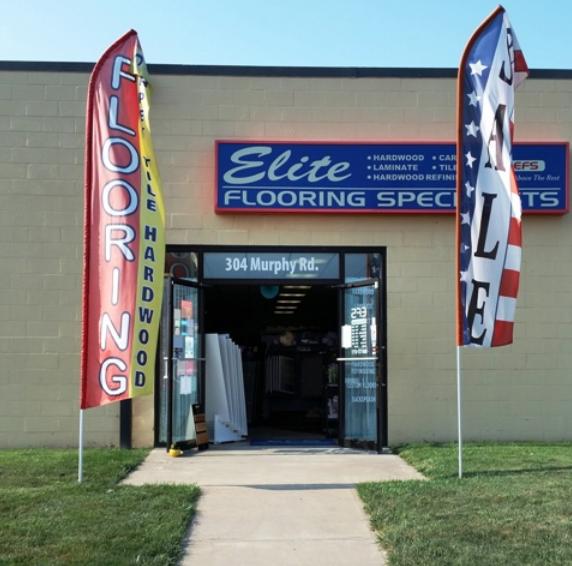 Elite Flooring Specialist store front