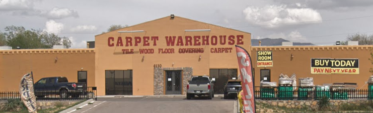Carpet Warehouse - 6130 Doniphan Dr, El Paso, TX 79932