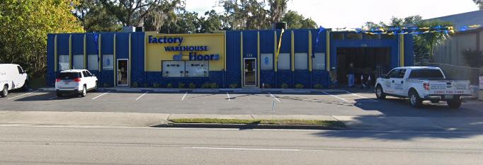Factory Warehouse Of Floors - 735 S Spring Garden Ave, DeLand, FL 32720