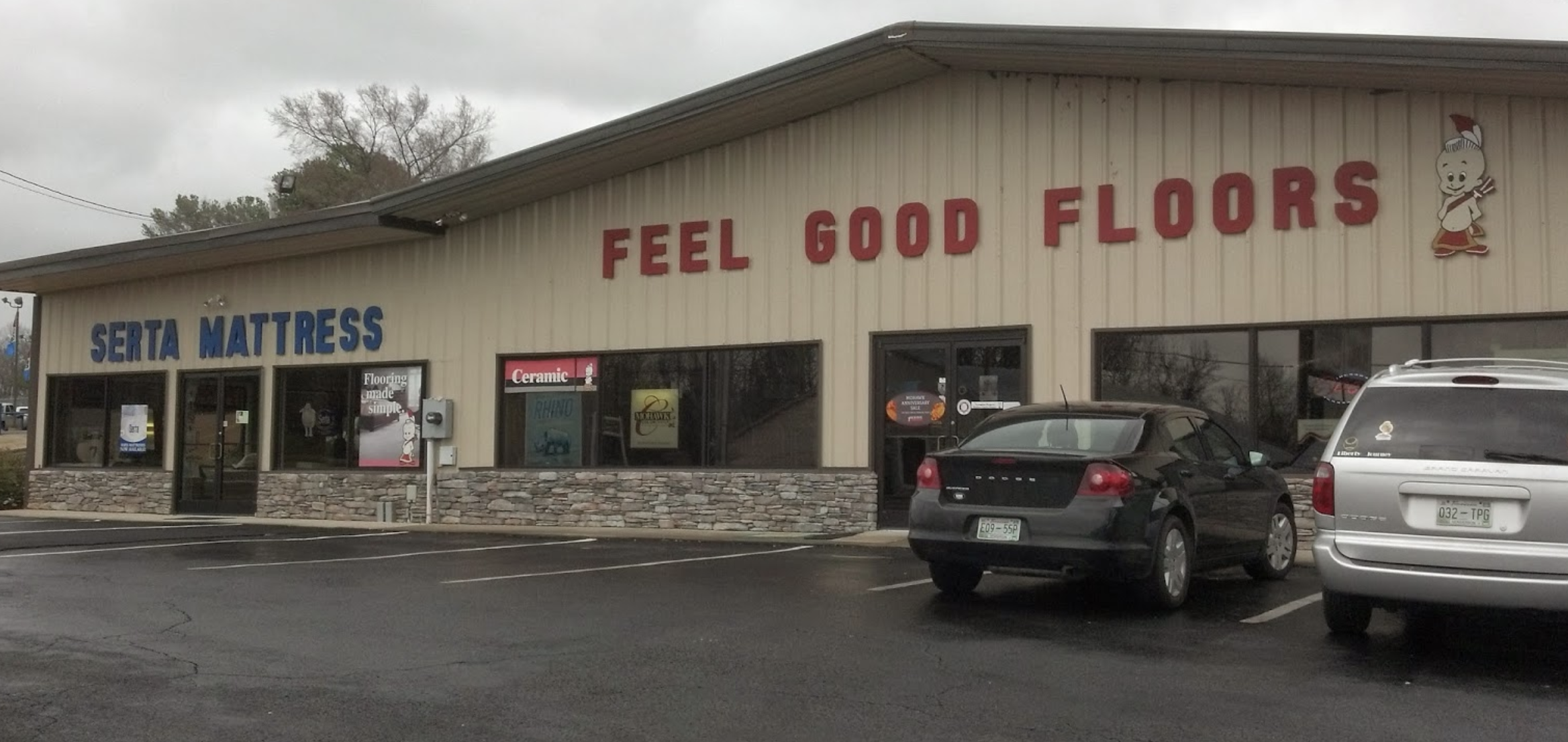 Feel Good Floors - 527 S Broad St, Lexington, TN 38351