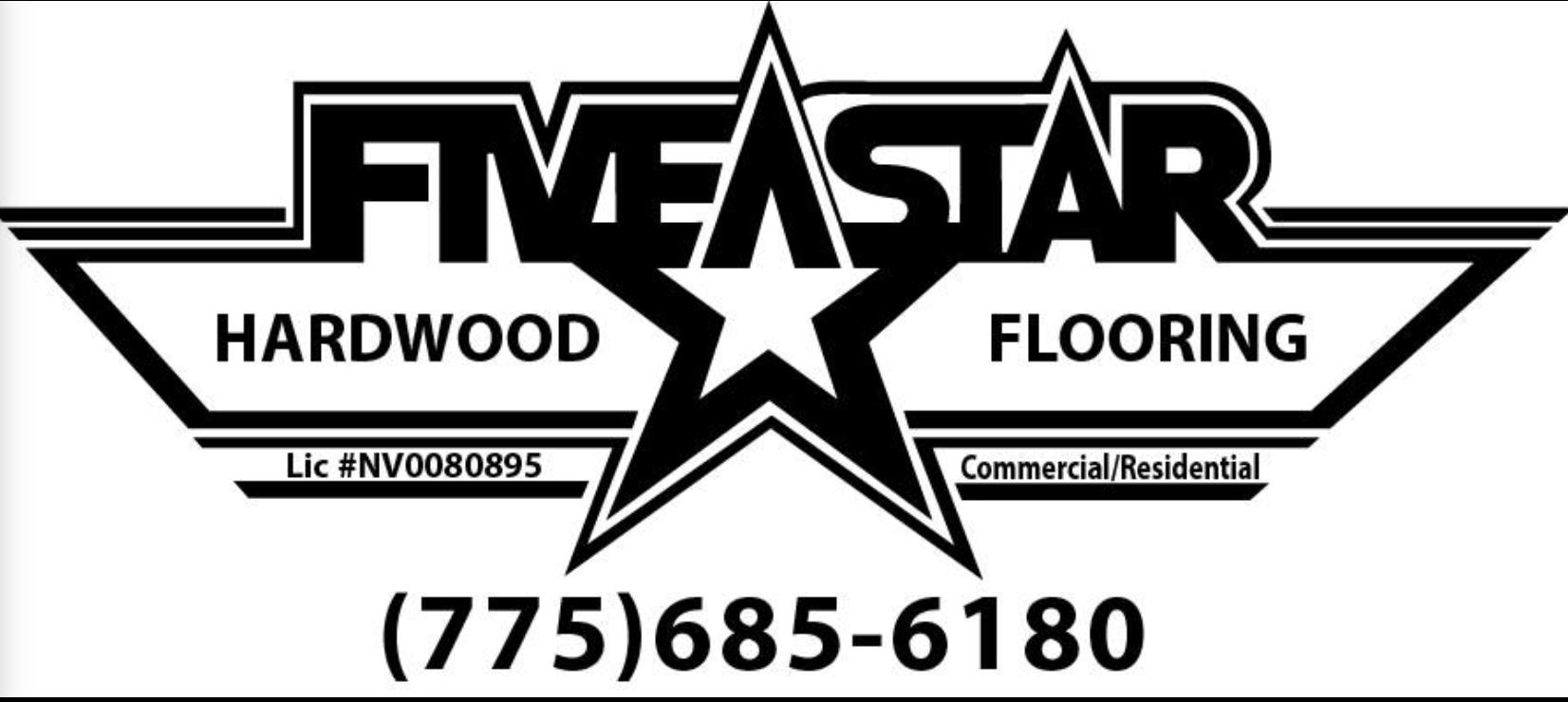 Five Star Hardwood Flooring - 625 Spice Islands Dr Suite A, Sparks, NV 89431