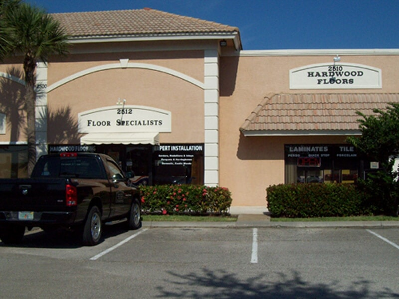 Floor Specialists - 2512 SE Willoughby Blvd, Stuart, FL 34994
