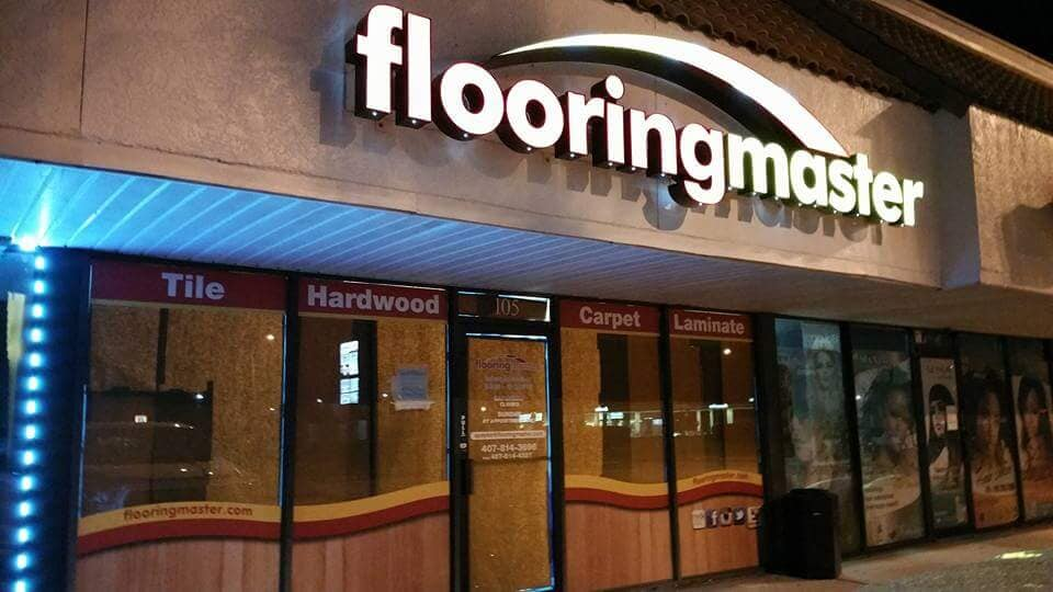 Flooring Master - 380 Semoran Commerce Pl Apopka, FL 32703