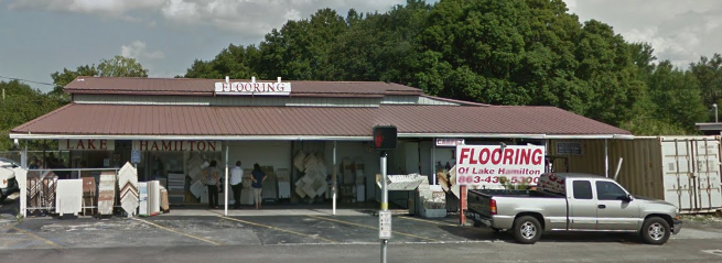 Flooring Of Lake Hamilton store front