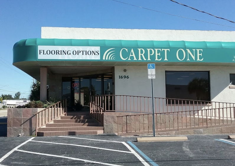Flooring Options By Carpet  One - 1696 N Lime Ave, Sarasota, FL 34237
