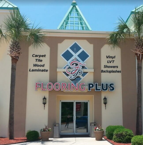Flooring Plus  - 3930 US Highway 17 Bypass South, Murrells Inlet, SC 29576