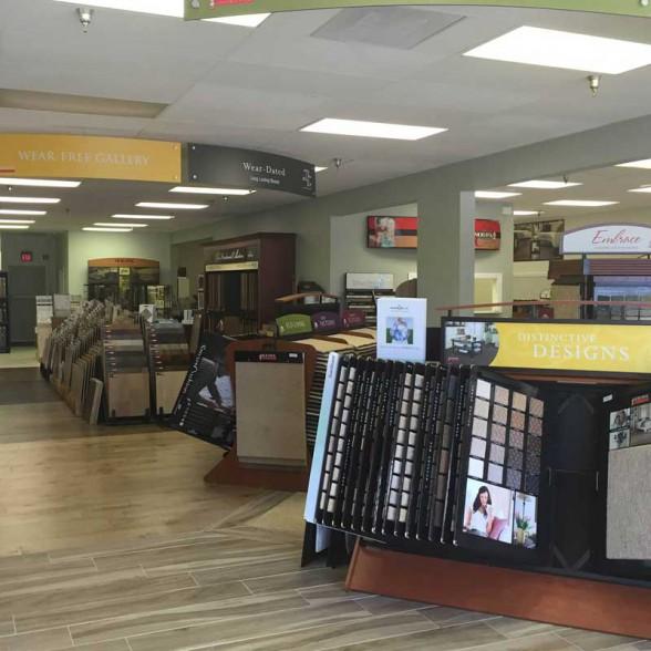 Floors your Way by the Pad Place Inc. - 4426 Bee Ridge Rd, Sarasota, FL 34233