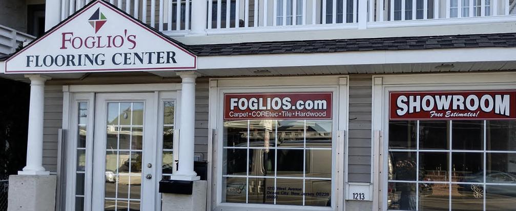 Foglio's Flooring Center - 1213 West Ave, Ocean City, NJ 08226