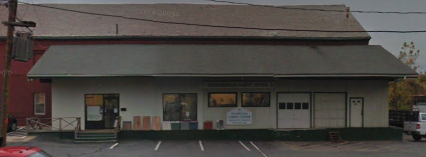 Framingham Carpet Center store front