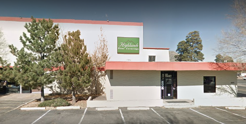 Highlands Floor Covering - 2009 N Fourth St, Flagstaff, AZ 86004
