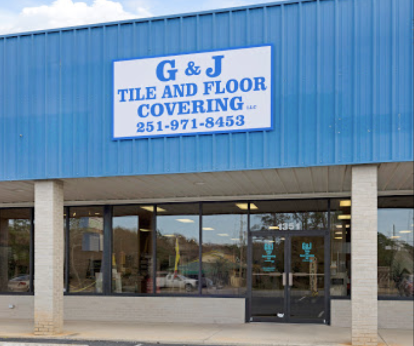 G&J Floor Covering - 1351 S McKenzie St, Foley, AL 36535