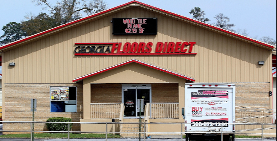 Georgia Floors Direct - 1619 Capital Cir NE, Tallahassee, FL 32308