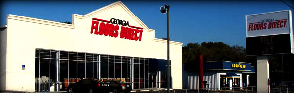 Georgia Floors Direct - 1420 SW 17th St, Ocala, FL 34474