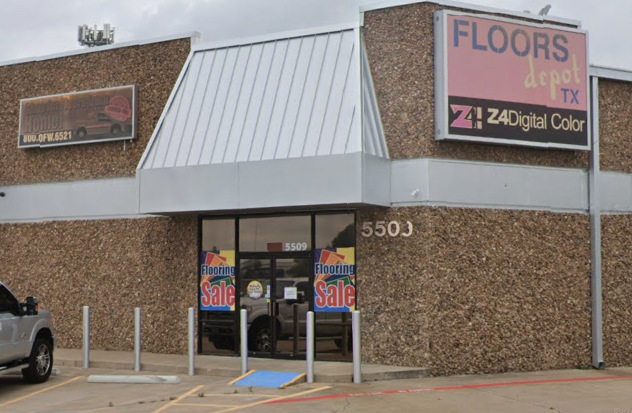 Floors Depot TX - 5505 Airport Fwy, Haltom City, TX 76117