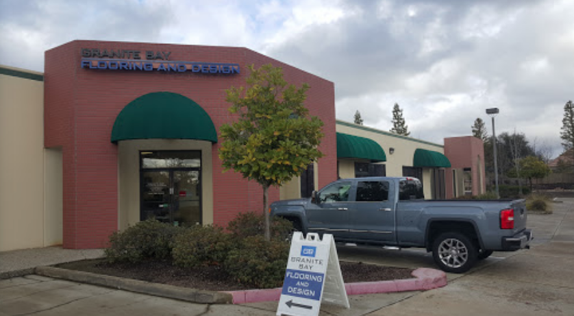 Granite Bay Flooring and Design store front