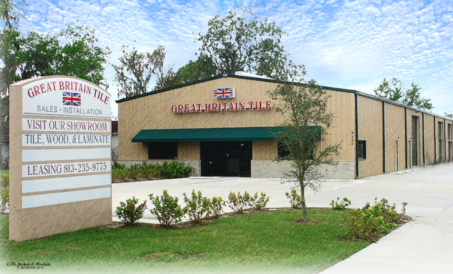 Great Britain Tile - 9533 Land O' Lakes Blvd, Land O' Lakes, FL 34638