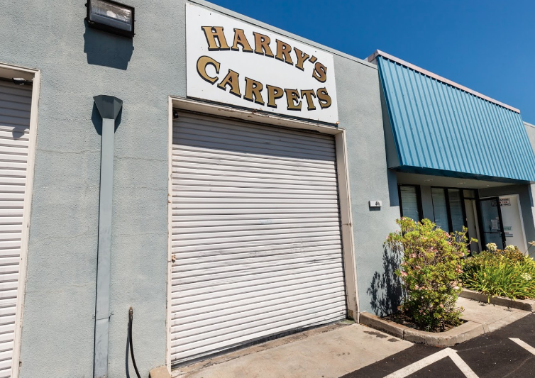 Harry's Carpets Inc - 808 Burlway Rd, Burlingame, CA 94010