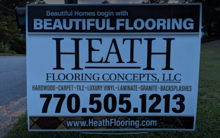 Heath Flooring Concepts - 2971 Atlanta Hwy, Dallas, GA 30132