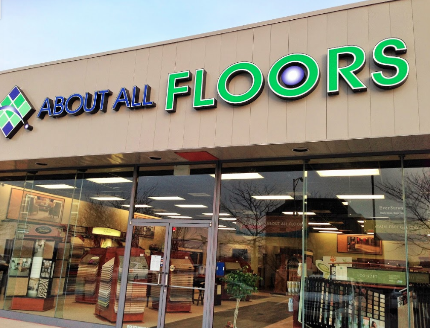 About All Floors - 1050 Berkshire Blvd, Wyomissing, PA 19610