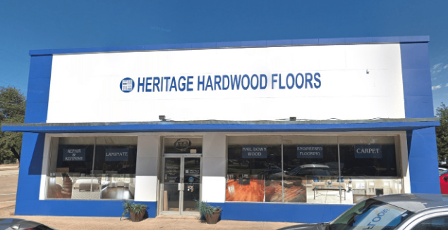 Heritage Hardwood Floors - 308 W Virginia St McKinney, TX 75069