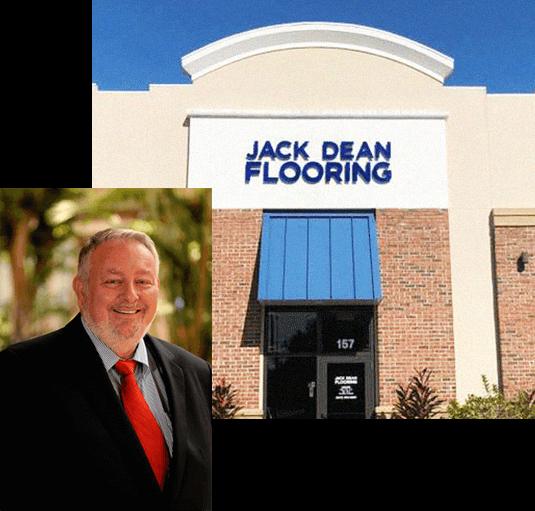 Jack Dean Flooring - 5045 Fruitville Rd, Sarasota, FL 34232