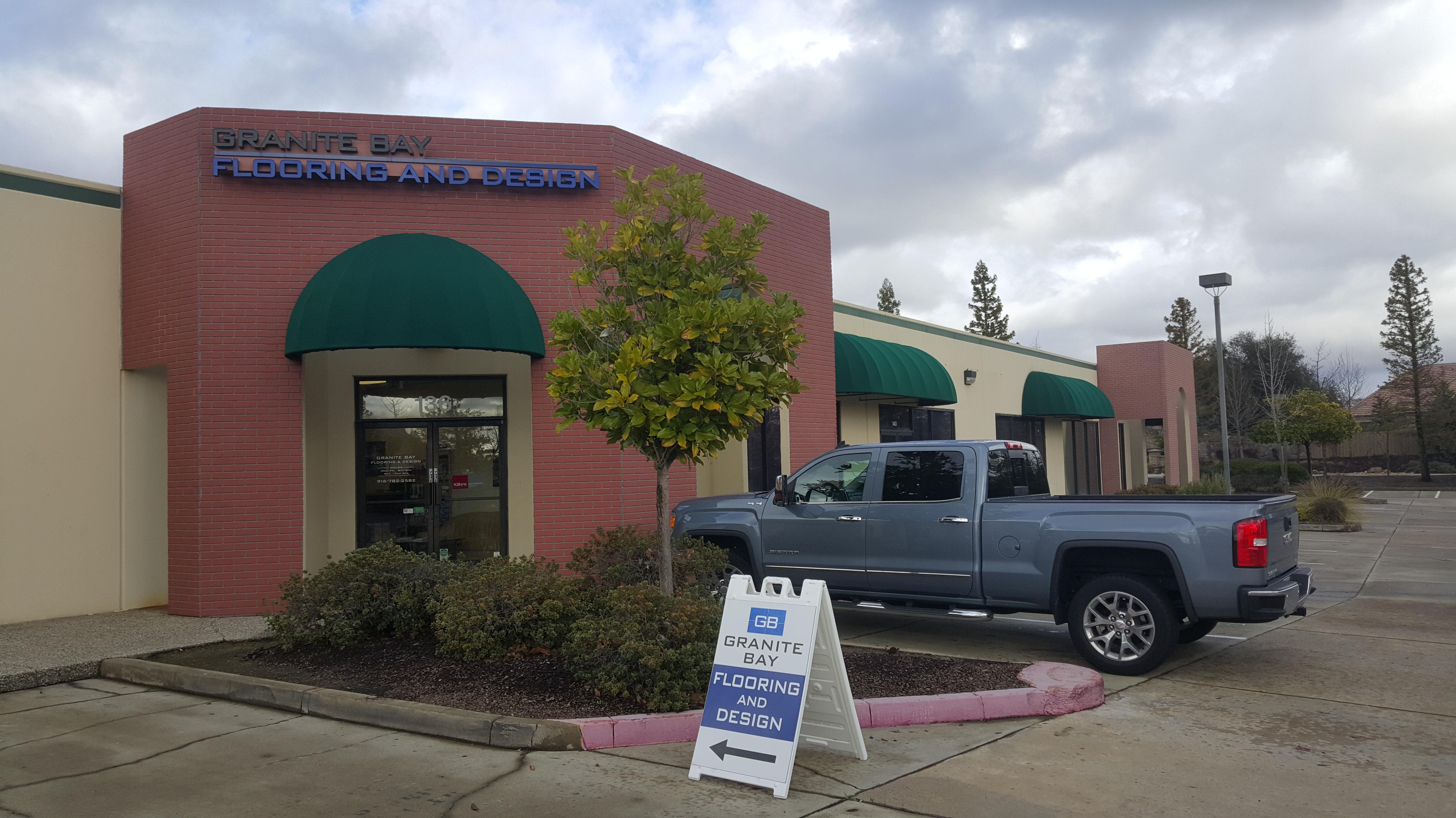Granite Bay Flooring and Design - 8303 Sierra College Blvd #136, Roseville, CA 95661