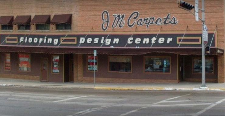 JM Carpets Flooring Design Center - 107 S Main St, Fort Atkinson, WI 53538