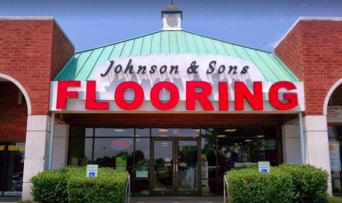 Johnson and Sons Flooring - 233 N Seven Oaks Dr, Knoxville, TN 37922