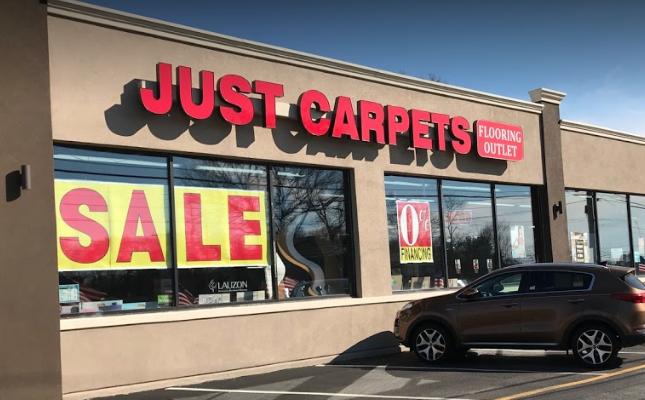 Just Carpets & Flooring Outlet - 4329 U.S. 9, Howell Township, NJ 07731