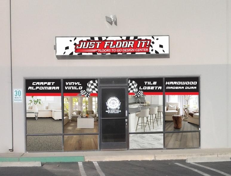 Just Floor it! - 981 Garcia Ave, Pittsburg, CA 94565