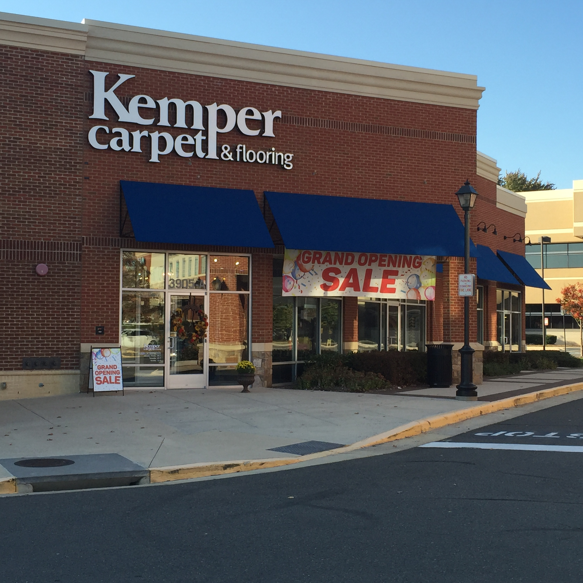 Kemper Carpet & Flooring - 3905a Fair Ridge Dr, Fairfax, VA 22033