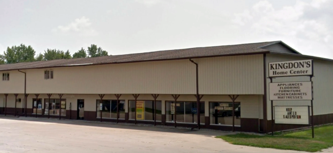 Kingdon's Home Center  - 234 N Jefferson St Watseka, IL 60970