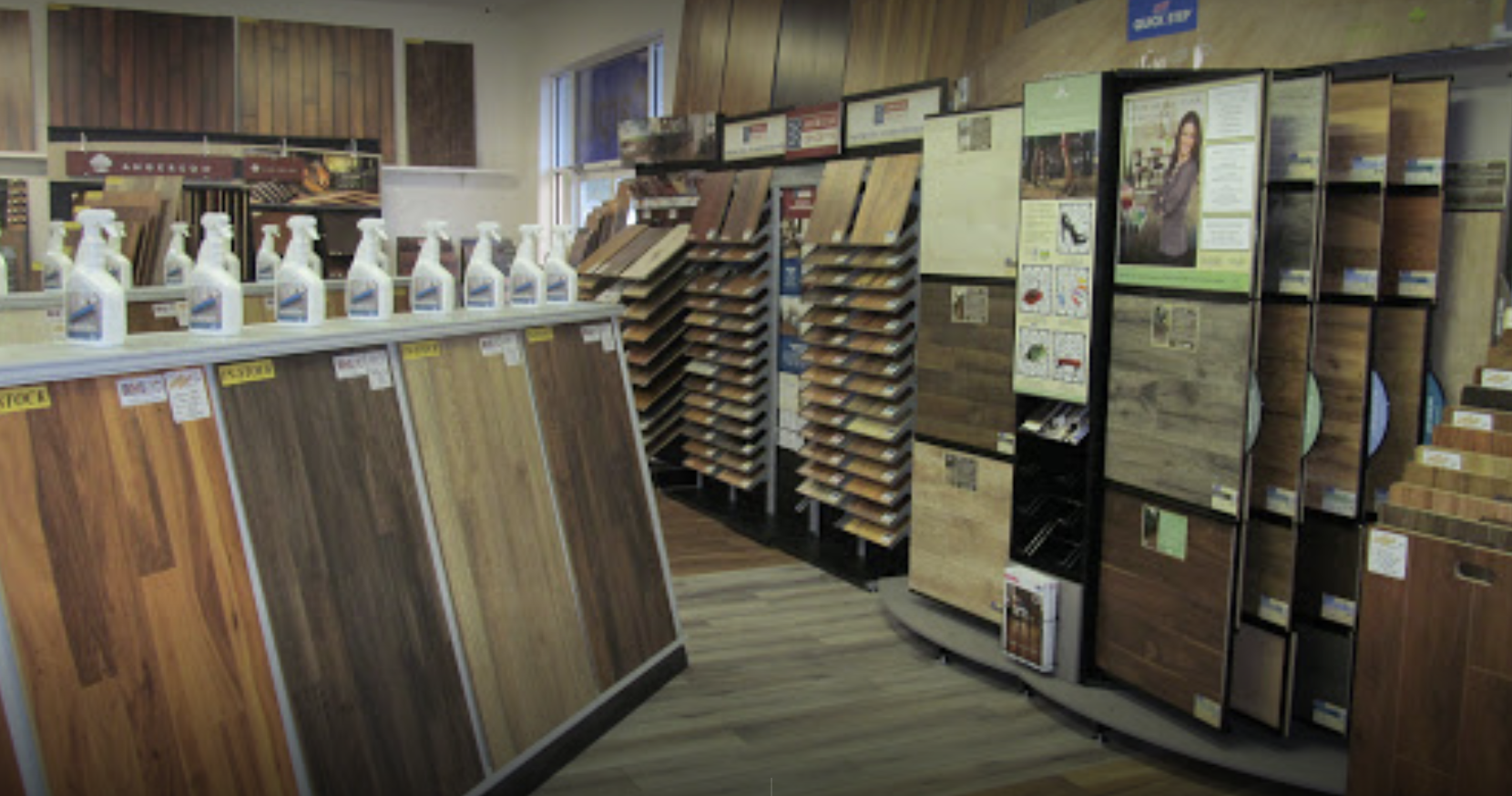 Laminate Flooring Store - 1280 S Volusia Ave Ste B, Orange City, FL 32763