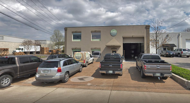L&L Flooring Company - 2700 Eugenia Ave, Nashville, TN 37211